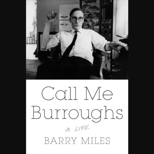 Call Me Burroughs cover art