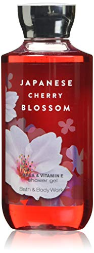 Bath & Body Works Bath and Body Works Japanese Cherry Blossom Shower Gel 10 Oz, 10 ounces