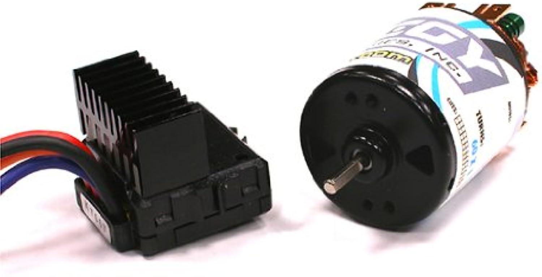 Integy RC Model Hop-ups C23603 Rock Crawler Edition ESC & 60T Drive Motor System w  Drag Brake B006957PEY Qualität und Verbraucher an erster Stelle   | Vorzüglich