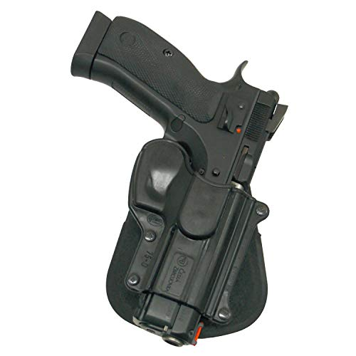 Fobus 75D Paddle Holster CZ75D, CZ SP-01, CZ 75 Tactical Sports, Canik