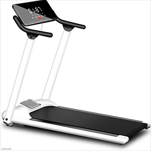 Fitness Treadmills Máquinas para correr Cinta de correr eléctrica motorizada Plegable Running...