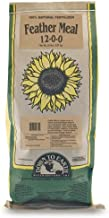 Down To Earth 100% Natural Feather Meal 12-0-0 Fertilizer - 20 lb 25681