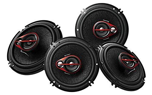 PIONEER Car Audio Speakers TS-R1650D