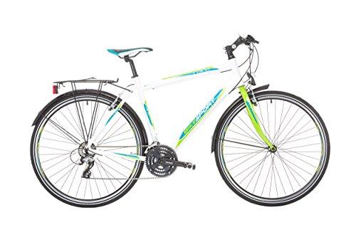 Bikesport 28 Zoll Trekkingrad Tempo Race ALU RH Shimano 21 Gang, Felgenbremsen (58 cm/XL /)