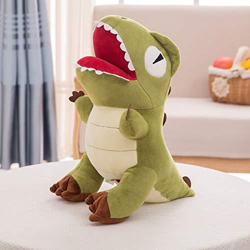 LIZHIOO Handpuppe Handpuppe Spielzeug Krokodil Mund aktive Kinder Handschuh Finger Cartoon Muppet Bauchredner Puppe Handwärmer Cartoon Tier ( Color : 1 )