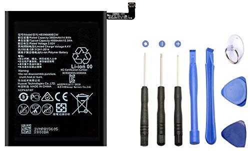 Batería Asesino Compatible con Huawei Mate 9/Mate 9 Pro 4000mAh con Herramientas para Cambio de batería HB396689ECW [12 Meses de Garantía]