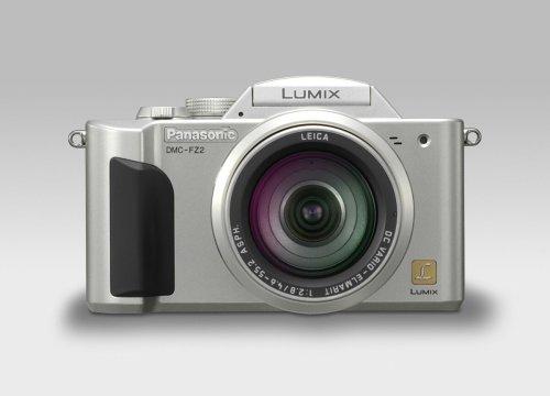 Panasonic DMC-FZ2 Lumix Digitalkamera (2 Megapixel) in Silber