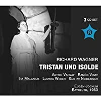 Wagner: Tristan & Isolde by Theo Adam (2010-01-18)