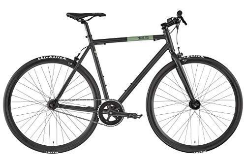Fixie Inc. Blackheath Black/Olive Rahmenhöhe 60cm 2020 Cityrad