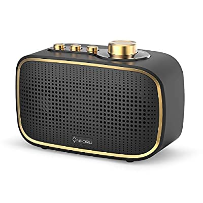 Onforu Retro Bluetooth Speaker