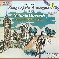 Canteloube: Songs of the Auvergne [complete]