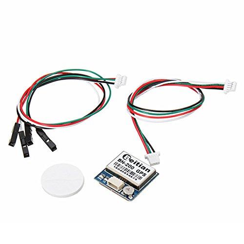 ILS - BN-200 Small Size M8030 chipset GPS-module antenne GPS GLONASS Dual-GNSS-module
