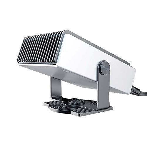 Auto Heater12v / 24V, Bewegliche Auto Defroster Defogger LKW-Auto-Wärme-Lüfter 150W Plug in Cig Lighter,24V