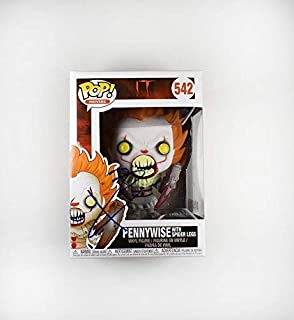 Bill Skarsgard IT Pennywise Autographed Signed Funko Pop Doll Certified BAS COA - Beckett Authentication