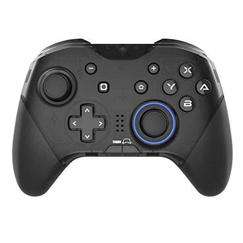 ZXZS Geeignet Für Nintendo Switch Wireless Bluetooth Controller NFC Burst Game Controller Geeignet Für Switch/Pc/Android Smartphone/Ios