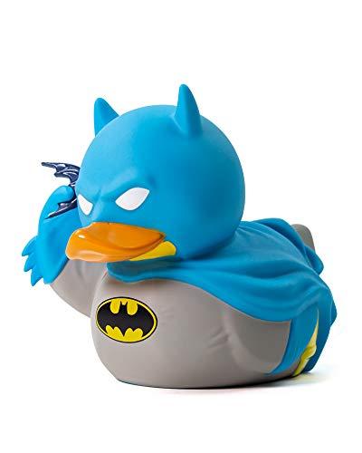 TUBBZ DC Comics Batman Sammelbare Gummi Ente Figur - Offizielle DC Comics Merchandise - Einzigartiges Vinyl Geschenk in Limitierter Auflage - 1 von 4 zu sammeln
