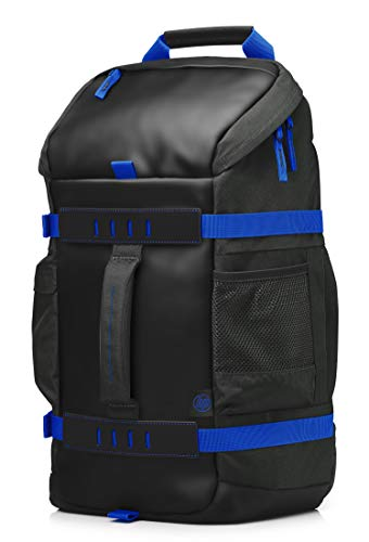 "HP Odyssey - Mochila para portátiles de hasta 15.6"" de Color Azul (335 x 155 x 465 mm)"