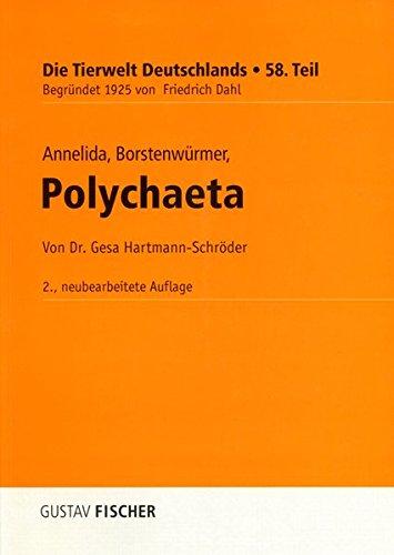 Annelida, Borstenwürmer, Polychaeta: Die Tierwelt Deutschlands, Teil 58