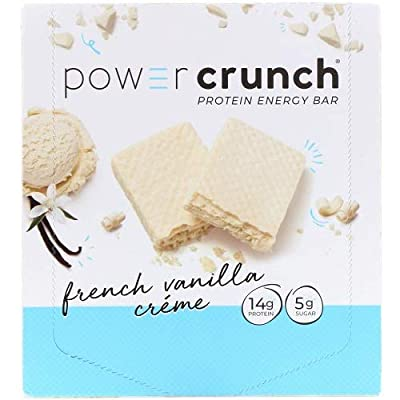 Power Crunch Protein Energy