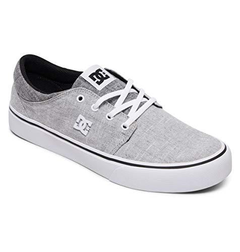 DC Shoes Trase TX - Shoes for Men - Schuhe - Männer - EU 40 - Grau