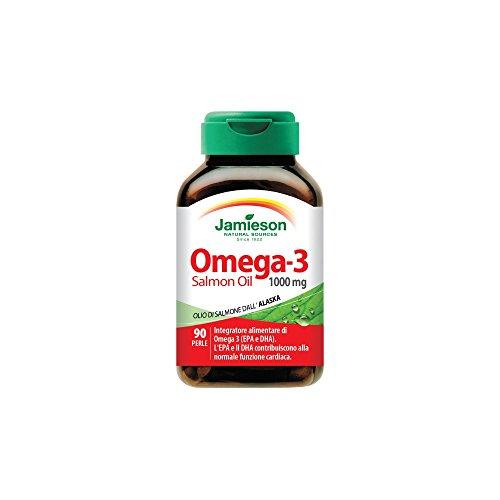 Jamieson Omega 3 Salmon Oil 90 Perle, 150 Grammi