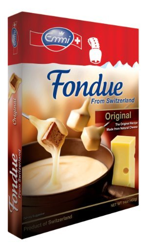 Svizzera-Set per fonduta di formaggio, per fonduta, 14 Oz, da manutenzione