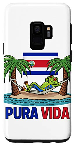 Galaxy S9 Pura Vida Costa Rica Case