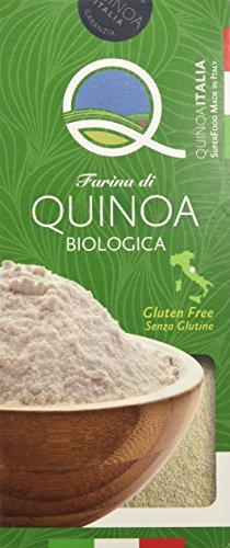 Quinoa Italia Farina di Quinoa Biologica - 1 Sacchetto