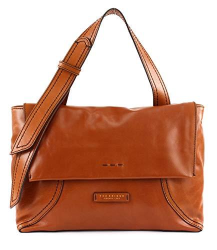 The Bridge Story Donna Shoulder Bag Cognac