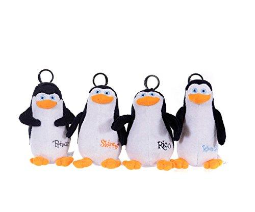 Die Pinguine 12cm Plüschanhänger