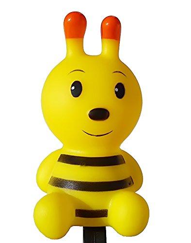 Kinderquietsche Biene Sina – Fahrradhupe – Quietsche für Dreirad und Kinderfahrrad – Kinder Fahrrad Hupe – Bicycle horn Trompe
