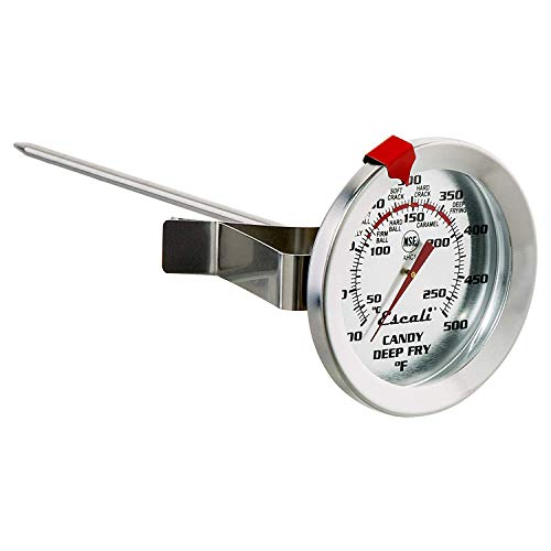 Candy/Deep Fry/Confection Thermometer with Extra Dial