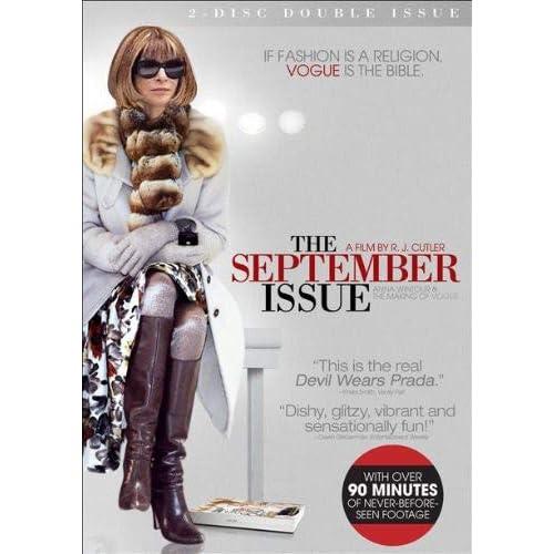 September Issue [DVD] [2009] [Region 1] [US Import] [NTSC]