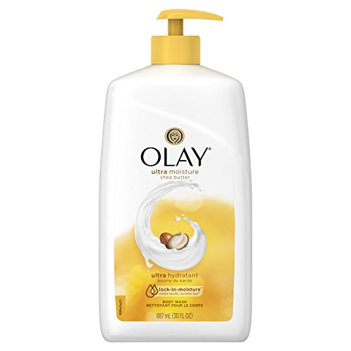 Olay Ultra Moisture Body Wash with Shea Butter - 30 fl oz