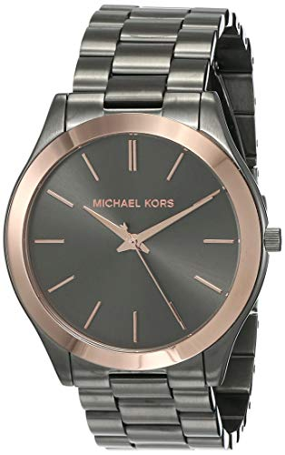 Michael Kors Men's Slim Runway Quartz Watch