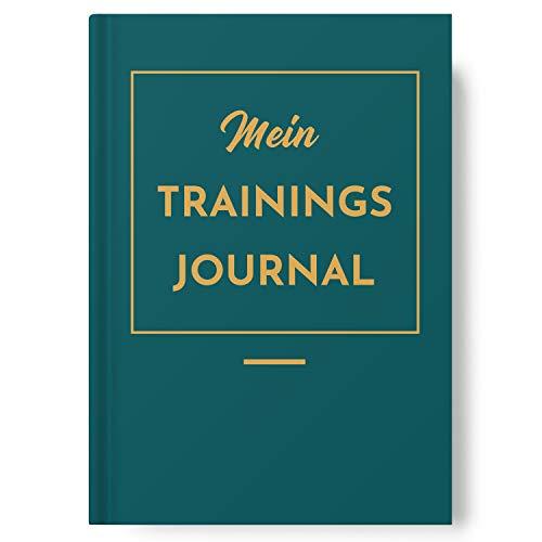 Mein Trainingsjournal - Tagebuch für mehr Achtsamkeit und Motivation - Persönliche Weiterentwicklung - Trainingstagebuch - von Sophies Kartenwelt