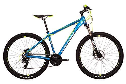 Wolfbike CLAW3D 5 27 TX300M Azul T19 Bicicleta, Adultos Unisex, 19‐483