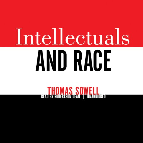 Couverture de Intellectuals and Race