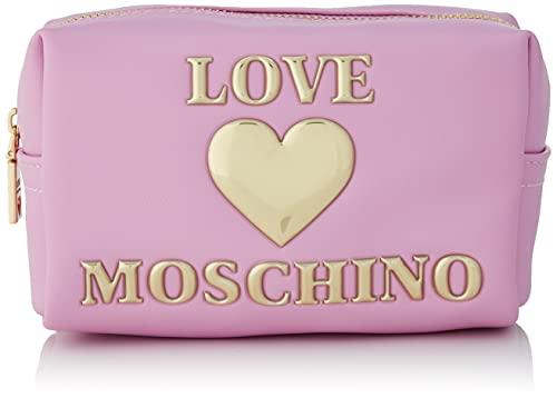 Love Moschino Pre Collezione Autunno Inverno Bolso de Mujer, colección otoño-Invierno 2021, Rosa, Talla única