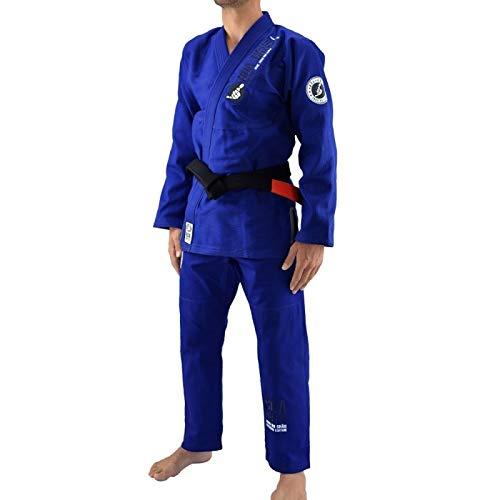 Bõa HB1 One Brazilian Kimono para Hombre, azul, A3