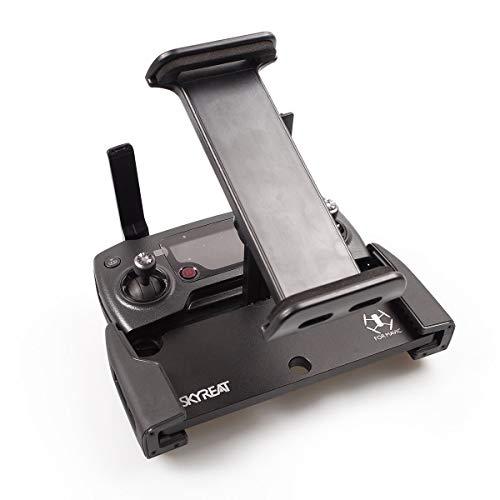 Skyreat Mini 2 Mavic 2 Pro Mavic Mini Aluminium-Legierung faltbar 4-12 Zoll Tablet Ständer Halter Extender für DJI Mini 2 / Mavic 2 Pro / Mavic Mini / Mavic Air / Mavic Pro / DJI Spark Fernbedienung
