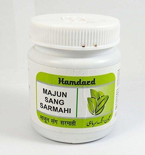 by Hamdard Hamdard Majun Sang Sarmahi Herbal Evacuates The Renal and Bladder Calculi -125gm