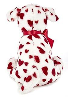 اسعار Bearington Romantic Rover Valentines Plush محشوة الحيوان