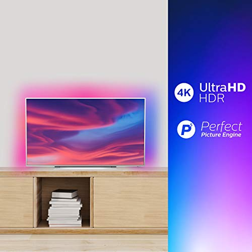 Philips TV 75 4K Android AMBILIGHT 3 Side