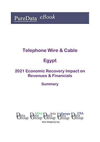 Telephone Wire & Cable Egypt Summary: 2021 Economic Recovery Impact on Revenues...