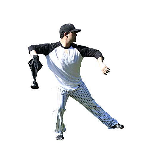 Bullwhip The Baseball or Softball Pitching Training Aid - Pitching Trainer for Improving Arm Strength & Velocity - Perfect Pitching Mechanics for Beginners & Professionals Pitcher Training Equipment
