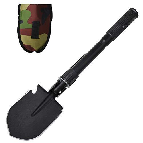 nuoshen Folding Shovel, Military Folding Shovel...