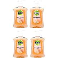 Dettol humedad Handwash pomelo 250ml Pack de 4