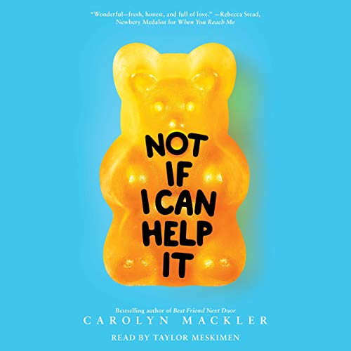 Not If I Can Help It audiobook cover art