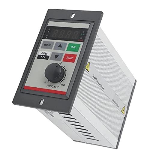 Velocità del motore di disegno professionale VFD Micro convertitore di frequenza 0.75KW 220V monofase di controllo PAM per Equipment Factory